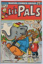 LI'L PALS #5 - Marvel - Super Rabbit