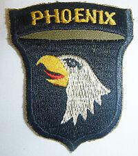 PHOENIX ASSASSINATION PROGRAM - Patch - US 101st AIRBORNE - Vietnam War - 4290