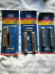 Chubb window locks