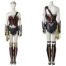 Batman v Superman Dawn of Justice Wonder Woman Cosplay Costume Ver.3