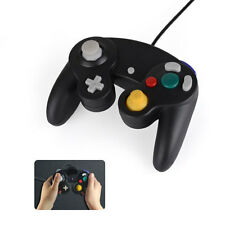 Classic Gamepad Game Controller Joystick Vibration For Nintendo Gamecube Wii