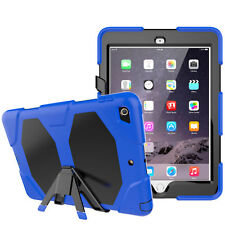 for Apple iPad 9,7 Inch 2017 4in1 Cover Stand & Screen protector sleeve case bag