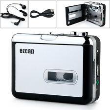 Portable Audio USB Kassettenband Recorder auf MP3 Player Konverter Adapter
