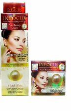 INFOCUS Professional Pearl Beauty Whitening Cream 100% Original Pakistan Brand