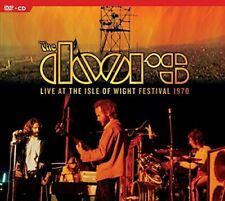 The Doors - The Doors: Live at the Isle of Wight Festival 1970 [New CD] With DVD