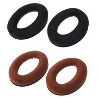2pcs Replacement Ear Pads Earmuffs Cushion for Sennheiser HD598 Headphones hv2n