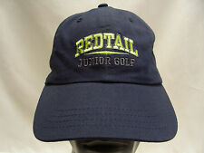 REDTAIL - JUNIOR GOLF - YOUTH SIZE - ADJUSTABLE BALL CAP HAT!