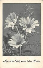 BG4811  muttertag mother day flower germany  greetings
