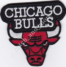 [Patch] CHICAGO BULLS NBA USA cm 6,5 x 6,5 parche bordado RÉPLICA -1052
