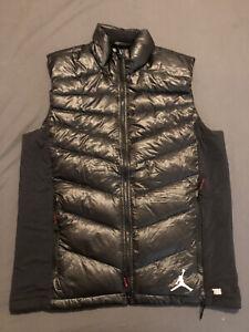 Men Nike Jordan Bodywarmer/Gilet Size M
