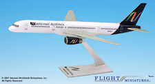 Flight Miniatures National Airlines (99-02) 757-200 1:200  Scale Plastic Model