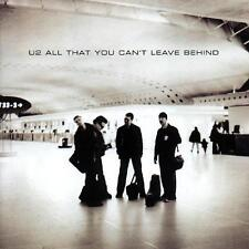 U2 - All That You Can´t Leave Behind CD