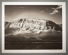 BONNIERE,16X20 SILVER GELATIN PHOTOGRAPH,S/N, NAHANNI BUTE, NWT, CANADA