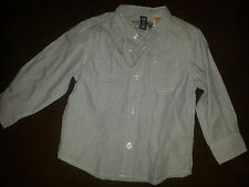 Baby Gap 3 Year Boys Shirt