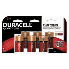 "Duracell Quantum Alkaline ""C"" Batteries - Quc6Tbcd"