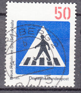 BRD 1971 Mi. Nr. 668 Gestempelt LUXUS!!!