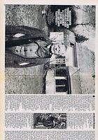 COUPURE DE PRESSE CLIPPING 1980 MARGUERITE YOURCENAR  (2 pages)