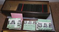 LOT of 190 NCR National Cash Register glass lantern slides