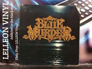 Blue Murder Self Titled LP Album Vinyl Record 924212 1A/1B Rock 80's