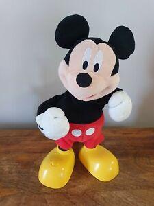 "Disney .. Mattel ..  Mickey Mouse .. Interactive Toy .. 12"" .. VGC"