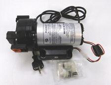 Bomba AQUATEC-5501-IEN2-V89D con la variable velocidad 4.0 GPM. 230 VCA | 90 psi