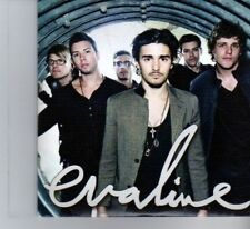 (DF404) Evaline, Woven Material - 2011 DJ CD