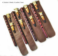 4 Professionnel Arménien DOUDOUK Duduk 8 Reed 4 Cases PLAYING INSTRUCTIONS Zurna