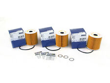 VOLVO Oil Filter 3 Pack with Drain Plug Washers and Reminder Stickers - 1275810