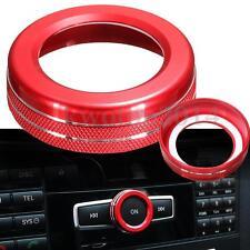 Volume Switch Button Ring Cover Trim Fr Mercedes Benz A B E Class GLK CLS GLA ML