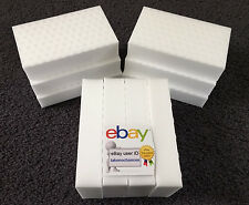 "10 PACK Magic Sponge Eraser Heavy Duty Extra Durable Power Pro 3/4"" Thick Foam"