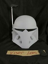 Star Wars Mando V1 Style Bounty Hunter Mandalorian Helmet Comic Con Merc Prop