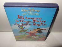las aventuras de bongo mickey y las judias magicas - disney - dvd