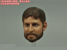 """DAM 1/6 1st SFOD-D 78074 GUNNER Male Soldier Head Sculpt Fit 12""""Action Figure"""