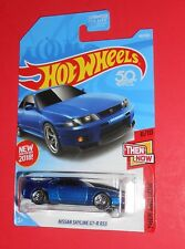 HOT WHEELS NISSAN SKYLINE GT-R33 THEN AND NOW  46/365 SHIPS FREE