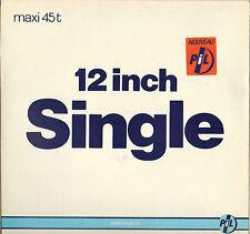 "PUBLIC IMAGE LIMITED ""RISE"" MAXI 45 T 1986 VIRGIN 008416"