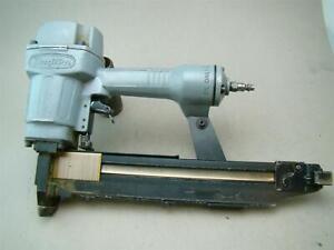 Dayton Sheathing/Decking Stapler , 6W527