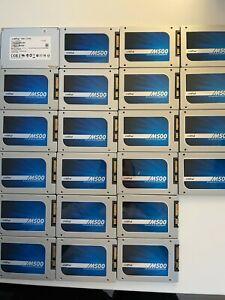 Crucial M500 SSD (960GB) CT960M500SSD1