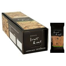 LICHFIELDS FRUIT & OAT CAFE' BISCUITS... CATERING BOX OF 48 BISCUITS (24 x 2)
