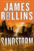 Sandstorm (Sigma Force) by Rollins, James