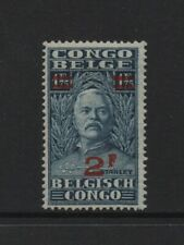 BELGIAN CONGO 1931 STANLEY 2f. on 1.75f blue (SG174) *MNH*