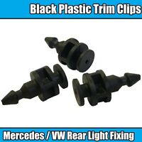 6x Rear Back Light Lamp Repair Fixing Trim Clips For Mercedes Sprinter 906