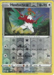 Pokémon TCG Hawlucha Rebel Clash 148/192 Holofoil Rare Mint Condition