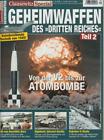 """Clausewitz Spezial 29 GEHEIMWAFFEN des """"dritten Reiches"""" Teil 2 NEU! Ungelesen"""