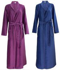 Pijamas y batas de mujer de color principal azul 100% algodón