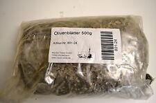 Pflanzliche Farbstoffe Olivenblätter 500 gr Kg 9€