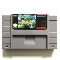 Seiken Densetsu 3 (Secret of Mana II)  for snes English translate