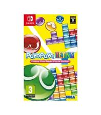 Nintendo switch Region Puyopuyo Tetris