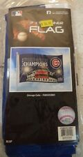 New listing 2016 Chicago Cubs Wrigley Field World Series Champions 3'x5' Banner Flag New