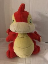 "Neopets Talking Schorchio 11"",Talks, Vibrates, Lights Up Great!"