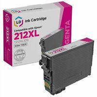 LD Remanufactured Epson 212XL T212XL320 High Yield Magenta Ink Cartridge